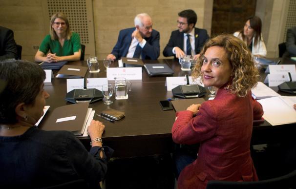 Ministra de Política Territorial y Función Pública, Meritxell Batet.