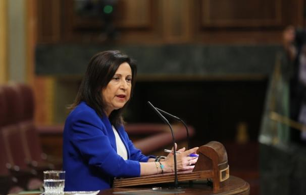 Robles defiende que ayudó a hacer justicia en el caso Laza y Zabala, mientras PP daba órdenes a implicados