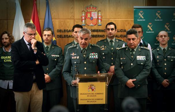 El coronel de la Unidad Central Operativa (UCO) de la Guardia Civil, Manuel Sánchez Corbí