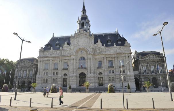 Fotografía del Ayuntamiento de Roubaix.