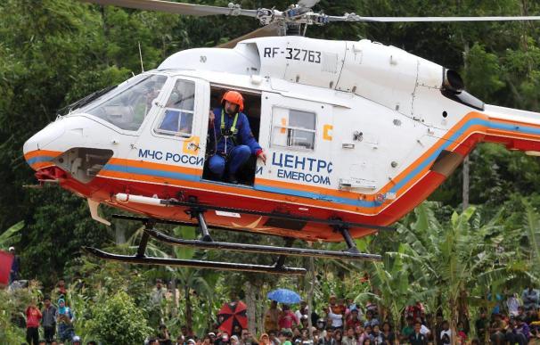 Diecinueve muertos al estrellarse un helicóptero en el este de Rusia