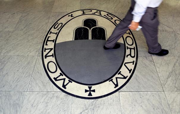 Monte dei Paschi registra pérdidas por importe de 169 millones en el primer trimestre