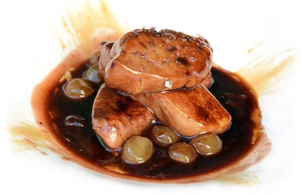 Uno de los platos para degustar en Goizko Kabi.