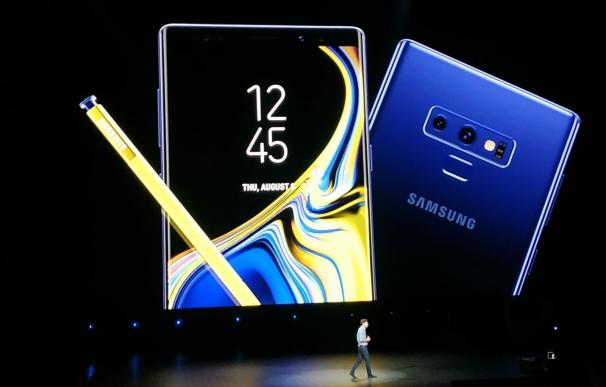 Presentación Galaxy Note9, de Samsung