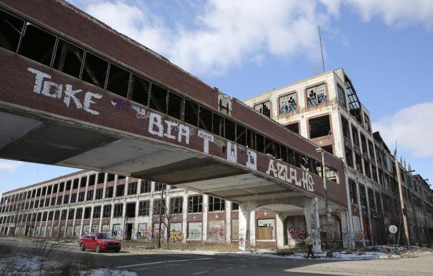 Detroit declara la mayor bancarrota municipal de la historia de EE.UU.
