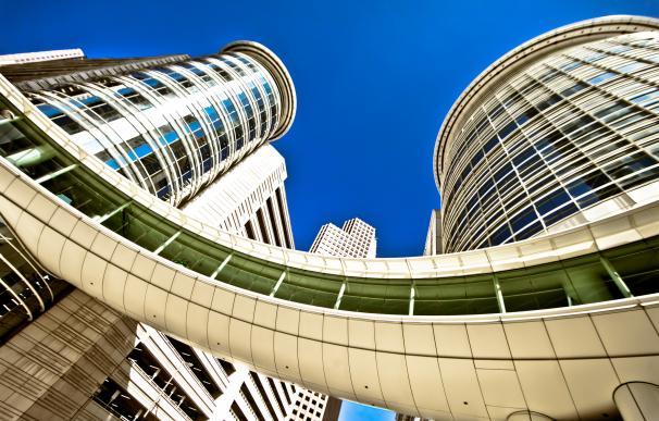 Sede de las oficinas centrales de Enron. / Thomas Hawk