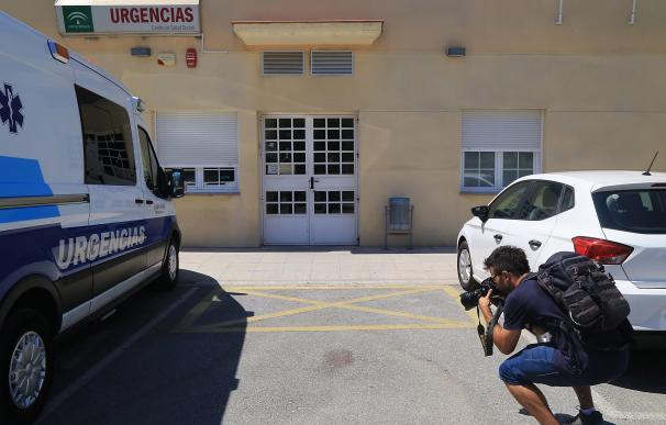 Centro de salud de la localidad granadina de Dúrcal, donde fue atendida la víctima