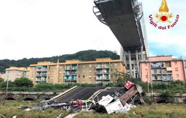 Tragedia en Génova