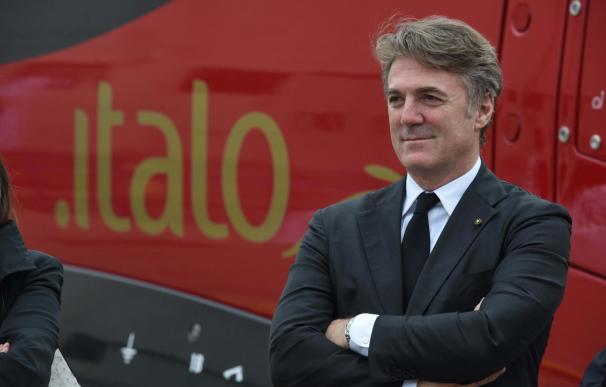 Luca Cordero di Montezemolo, presidente de Italo SpA. / Italo