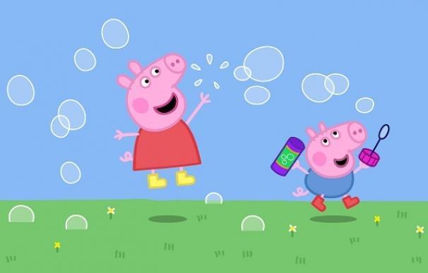 Ofrecen 1.300 millones por Peppa Pig y sus dueños los rechazan