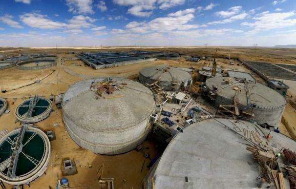 FCC Aqualia construirá una depuradora en Egipto por 320 millones de dólares