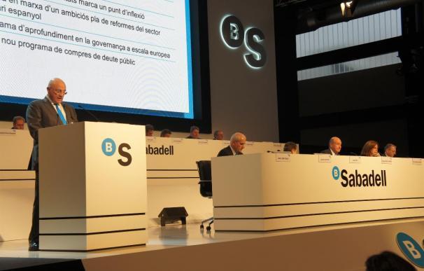 Sabadell ampliará capital en 1.600 millones para financiar la compra de TSB