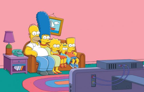 Fotografía Los Simpson