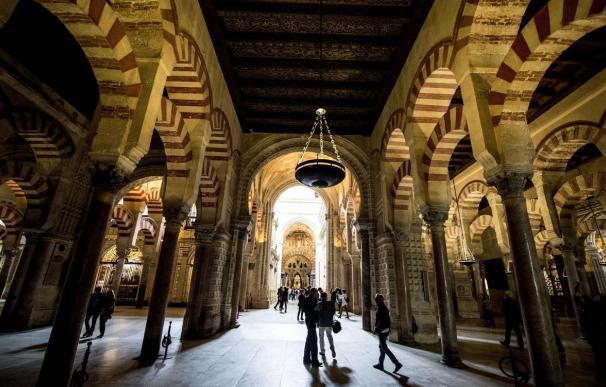 La Mezquita de Córdoba, uno de los bienes inmatriculados.