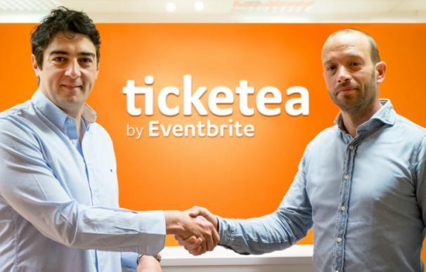Eventbrite anunció la adquisición de Ticketea en abril.