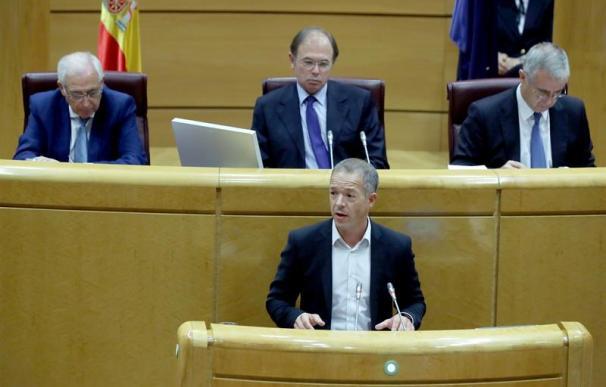 El PSOE retira la enmienda que permitía parar el 155 en el caso de elecciones