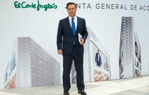 Dimas Gimeno en la Junta General de Accionistas