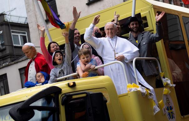 Visita del Papa a Irlanda