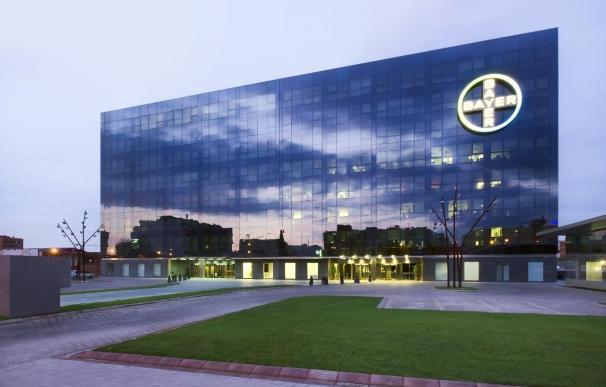 Bayer gana un 31,6% más en los seis primeros meses de 2013