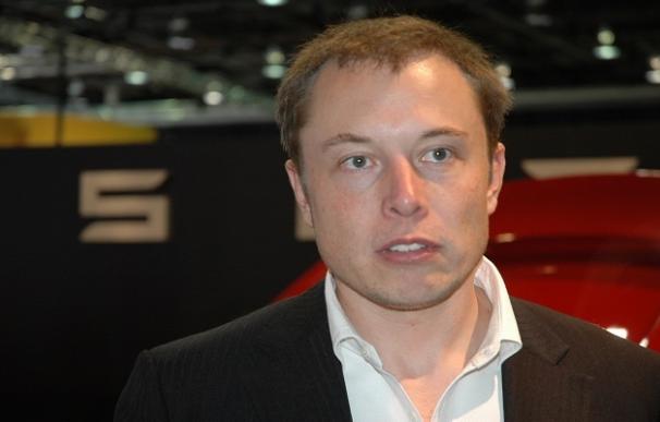 Elon Musk, presidente y consejero delegado de Tesla