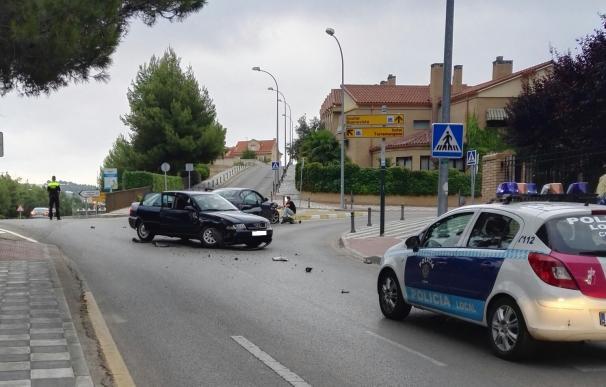 Accidente de tráfico en Cuenca