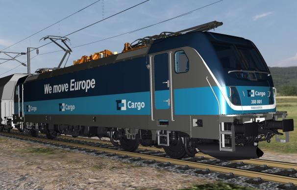 Modelo TRAXX MS de Lombardier