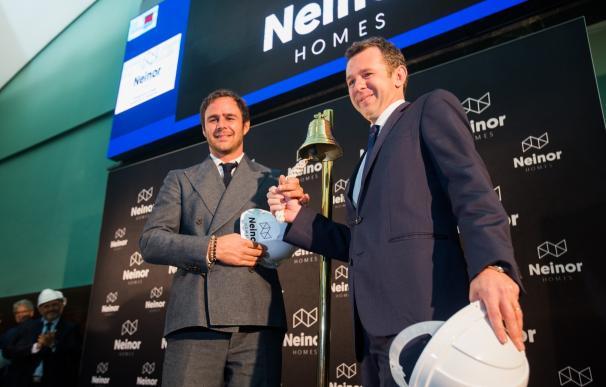 El fondo Wellington Management entra en Neinor como segundo accionista con un 8,5%