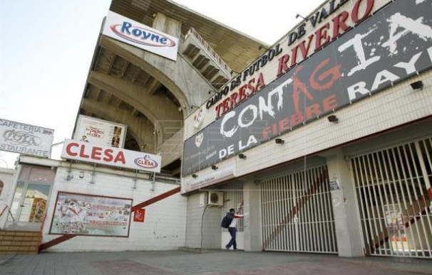 Estadio Rayo Vallecano