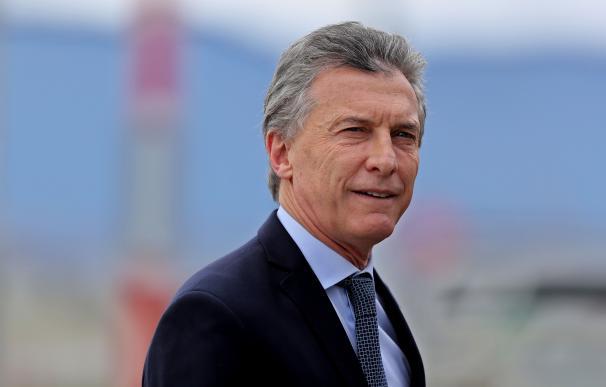 El presidente de Argentina, Mauricio Macri, sopesa despenalizar a las mujeres que abortan