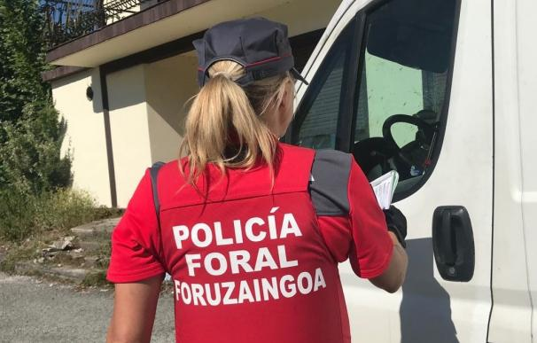 Policía Foral Navarra