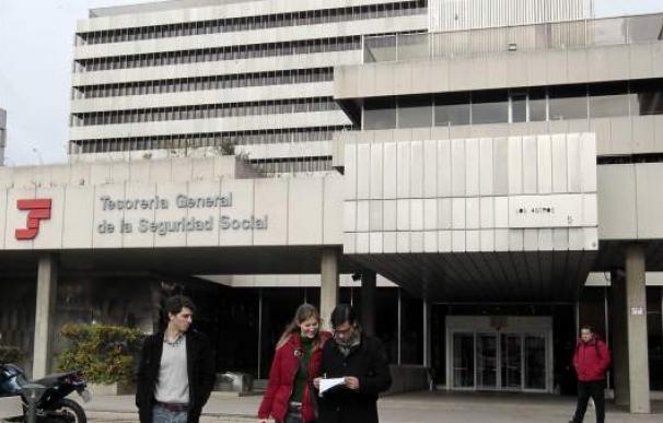 Fotografía Tesorería General de la Seguridad Social / EP