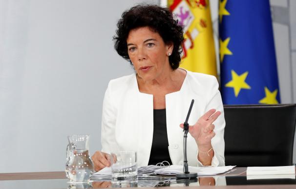 Celáa descarta una subida de impuestos a las rentas de 60.000 euros.