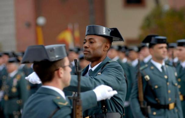 Tricornios Guardia Civil.