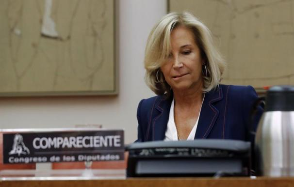 Dancausa, consejera delegada de Bankinter / EFE