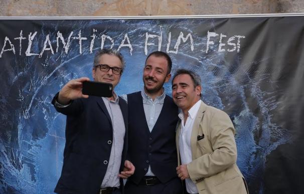 Los tres fundadores de Filmin