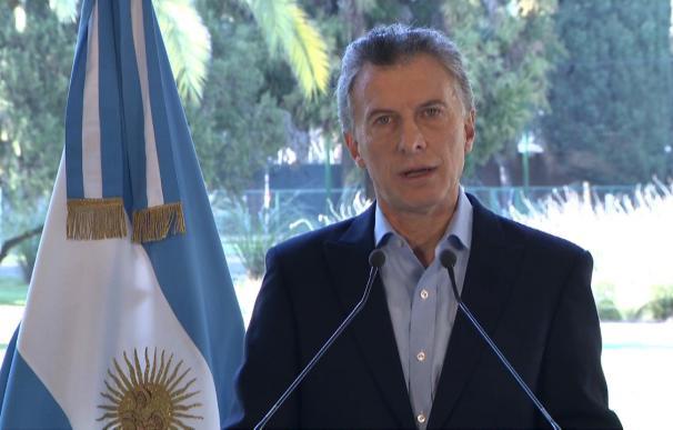 Fotografía de Mauricio Macri / EFE