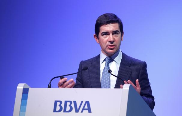 """Torres garantiza que el BBVA está """"bien posicionado"""" para aprovechar las """"oportunidades"""""""