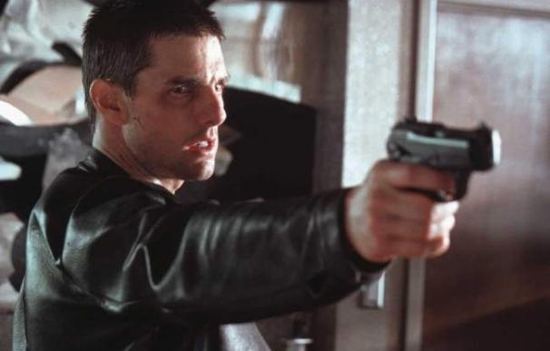 Tom Cruise investiga el futuro en 'Minority Report' en LaSexta