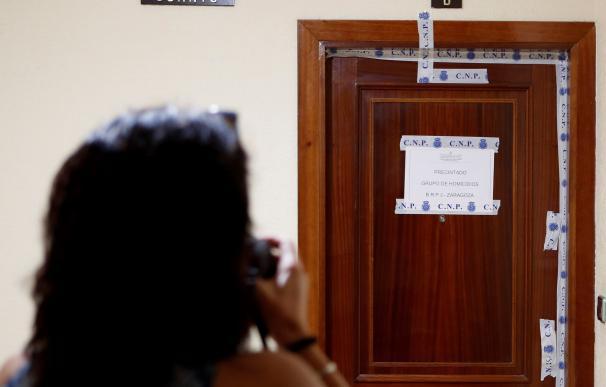 Un hombre mata a su mujer en Zaragoza