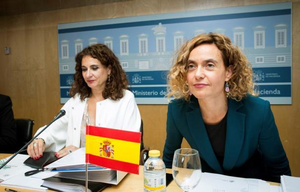 Montero y Batet en el Consejo de Política Fiscal y Financiera