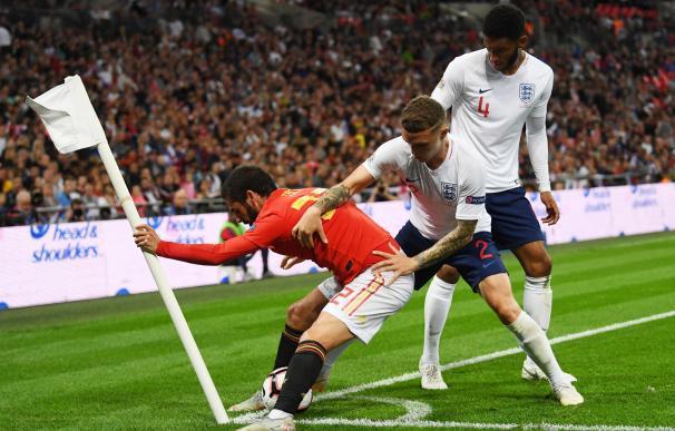 España gana en Wembley