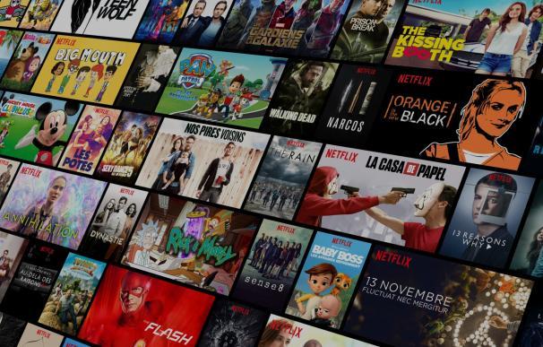Netflix fue la que 'tiró' del mercado a finales de 2015.