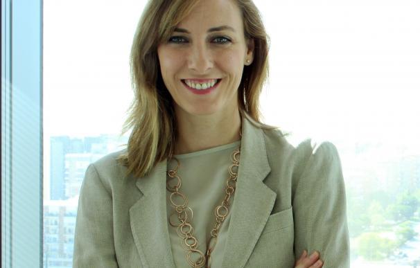 Paloma Real, directora general de Mastercard España, cumple en noviembre cumplirá un año en el cargo (Foto: Mastercard)