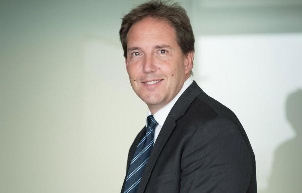 El CEO de Orange, Laurent Paillassot.