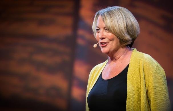 Patty McCord, directora de talento de Netflix. / TED