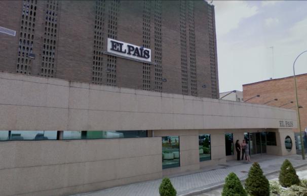 Sede de 'El País'