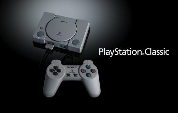 Sony lanzará una edición retro en miniatura de la PlayStation