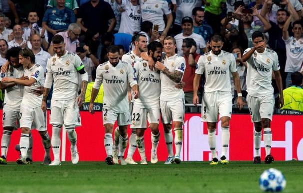 Fotografía Real Madrid Champions League