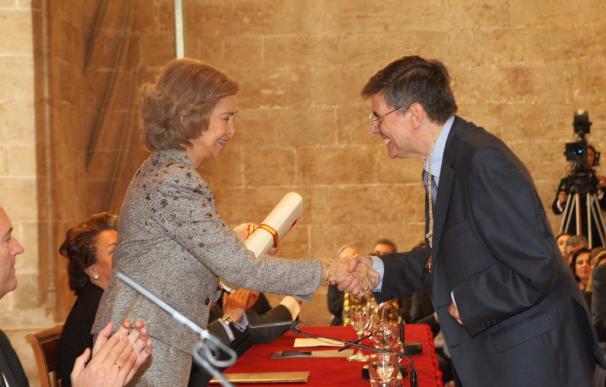 Foto Manuel Arellano Premio Jaime I / Casa Real