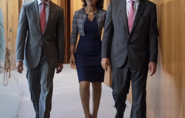 Andrea Orcel sustituye a Álvarez como nuevo consejero delegado de Santander.